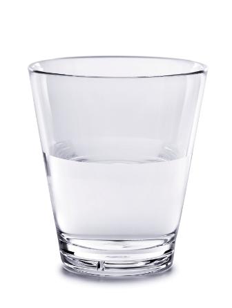 Cup half full 2