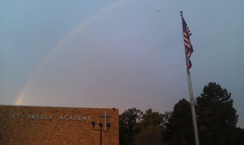 Sua rainbow